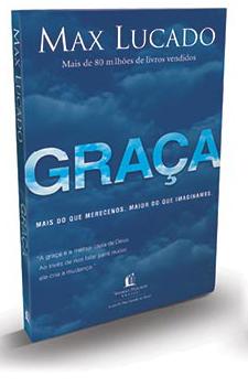 imagem do livro Graça